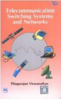 Cover image for Telecommunication switching systems and networks