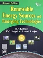 Cover image for Renewable energy sources and emerging technologies