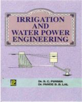 Cover image for Irrigation and water power engineering