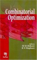 Cover image for Combinatorial optimization