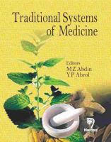 Cover image for Traditional systems of medicine