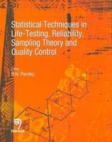Cover image for Statistical techniques in life-testing, reliability, sampling theory and quality control