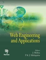 Cover image for Web engineering and its applications