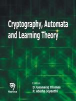 Cover image for Cryptography, automata and learning theory