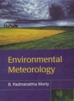 Cover image for Environmental meteorology