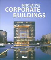 Cover image for Innovative corporate buildings