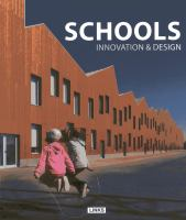 Cover image for Schools : innovation & design
