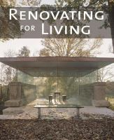 Cover image for Renovating for living
