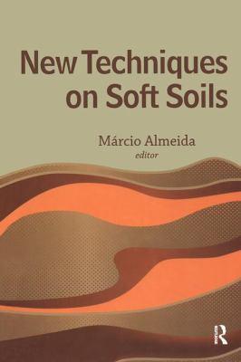 Cover image for New techniques on soft soils