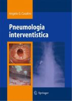 Cover image for Pneumologia interventistica