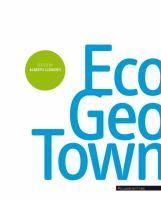 Cover image for EcoGeoTown : programma pilota a Pescara = EcoGeoTown : a pilot program in Pescara