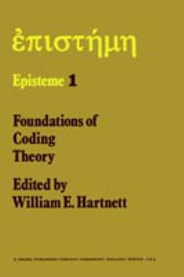 Cover image for Foundations of coding theory