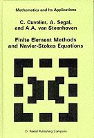 Cover image for Finite element methods and navier-stokes equations