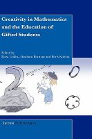Cover image for Creativity in mathematics and the education of gifted students