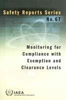 Cover image for Monitoring for compliance with exemption and clearance levels