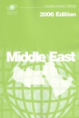 Cover image for Middle East : tourism market trends