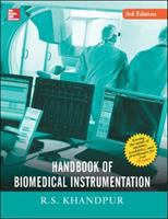 Cover image for Handbook of biomedical instrumentation