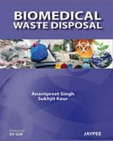 Cover image for Biomedical waste disposal