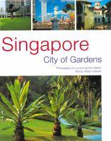 Cover image for Singapore : city of gardens
