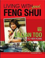 Cover image for Living with good feng shui