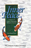 Cover image for Inner peace : a source of Chinese philosophic meditative practice