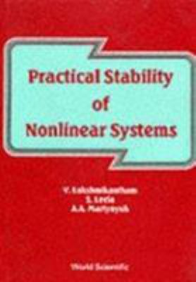 Cover image for Practical stability of nonlinear systems