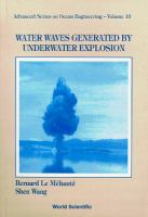 Cover image for Water waves generated by underwater explosion