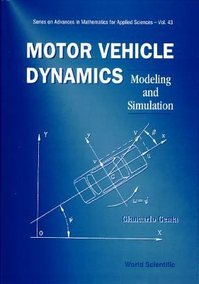 Cover image for Motor vehicle dynamics : modeling and simulation