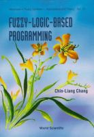 Cover image for Fuzzy-logic-based programming