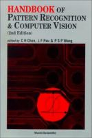 Cover image for Handbook of pattern recognition and computer vision