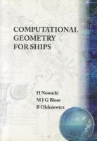 Cover image for Computational geometry for ships