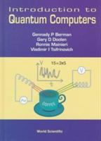 Cover image for Introduction to quantum computers