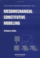 Cover image for Mesomechanical constitutive modeling