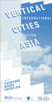 Cover image for Vertical cities Asia : International design competition and symposium