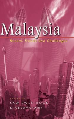 Cover image for Malaysia : recent trends and challenges