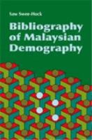 Cover image for Bibliography of Malaysian demography