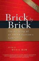 Cover image for Brick by brick the building of an Asean economic community