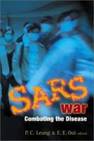Cover image for SARS war : Combating the Disease