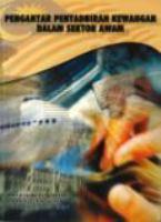 Cover image for Penghantar pentadbiran kewangan dalam sektor awam