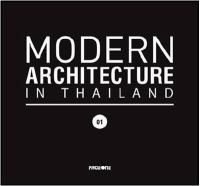 Cover image for Modern architecture in Thailand