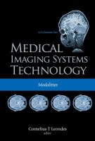 Cover image for Medical imaging systems technology