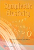 Cover image for Symplectic elasticity