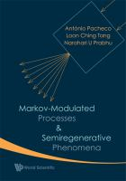 Cover image for Markov-modulated processes & semiregenerative phenomena