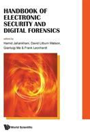 Cover image for Handbook of electronic security and digital forensics