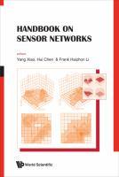Cover image for Handbook on sensor networks