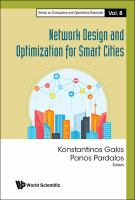 Cover image for Network Design and Optimization for Smart Cities