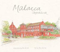 Cover image for Malacca sketchbook