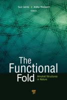 Cover image for The functional fold : amyloid structures in nature