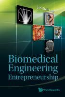 Cover image for Biomedical engineering entrepreneurship
