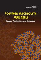 Cover image for Polymer electrolyte fuel cells : science, applications, and challenges